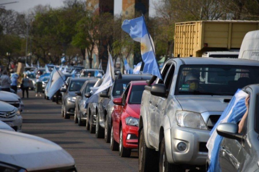 Masiva convocatoria en el peor momento de la Pandemia en Corrientes