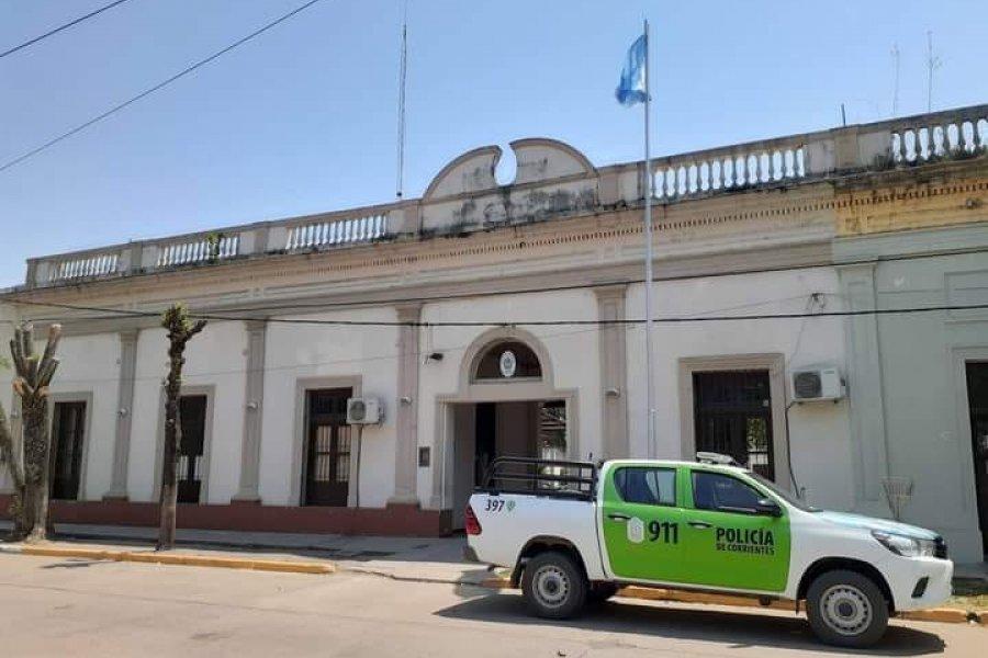 San Luis del Palmar: Más de 10 demorados mientras jugaban al fútbol