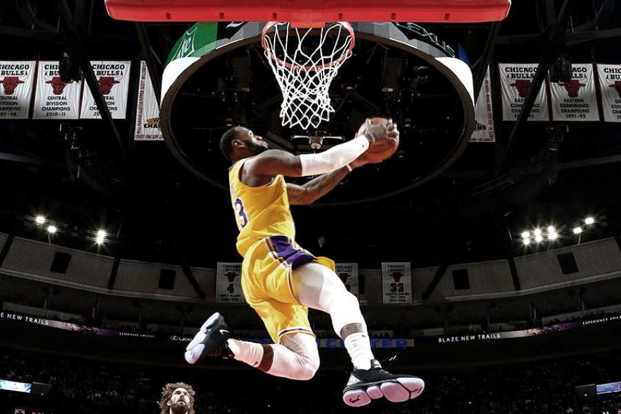 Los Angeles Lakers gritaron campeón en la NBA