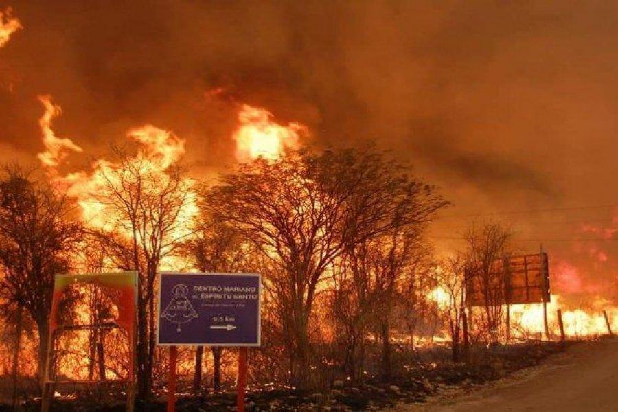 ¿Qué se puede hacer para que no haya más incendios en la Argentina?