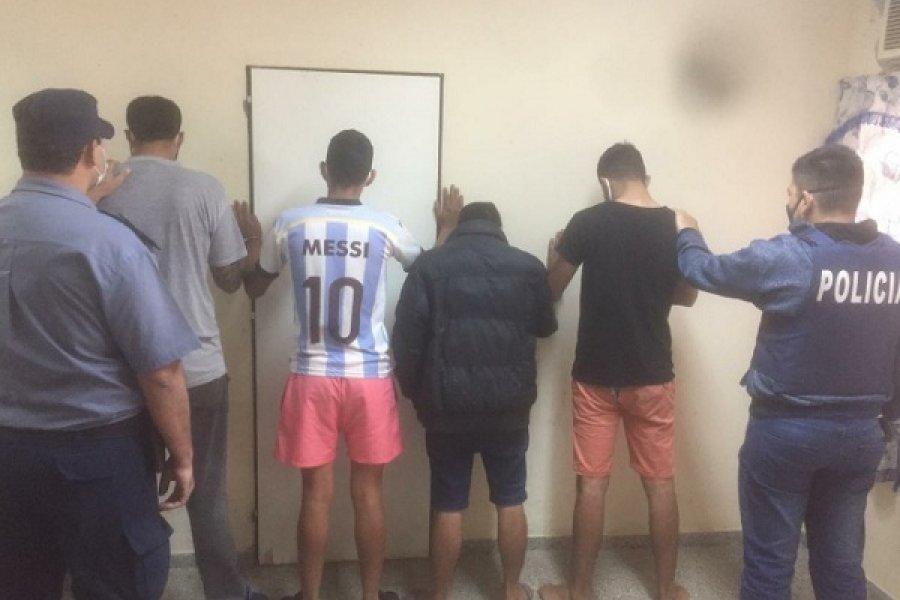 Itatí: Detenidos con marihuana y más de 14 mil pesos