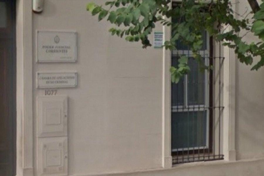 Covid en Corrientes: Detectan casos en la Cámara de Apelaciones