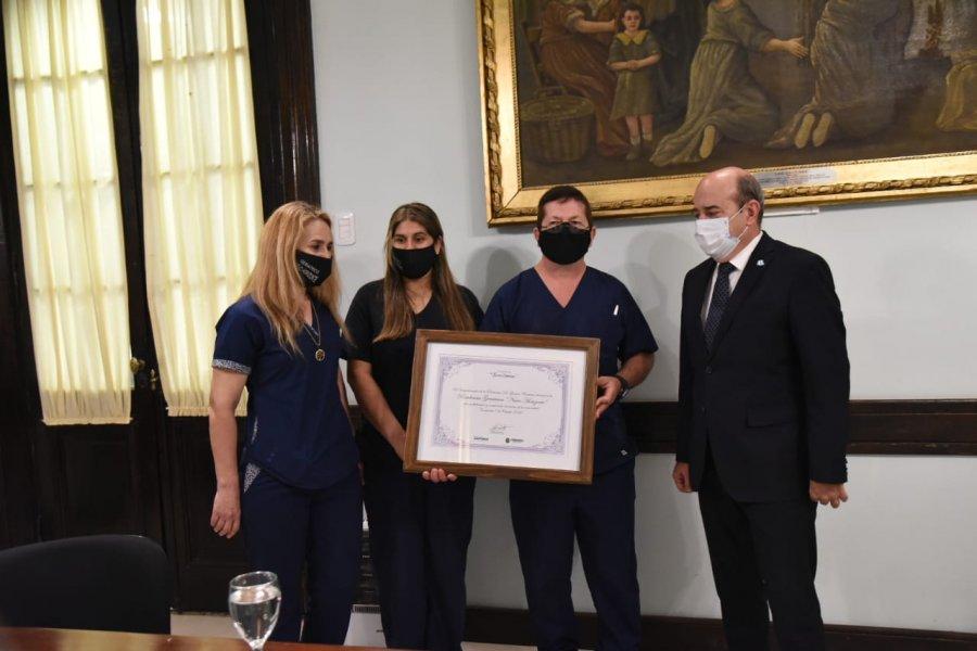Instituciones de la comunidad recibieron importante reconocimiento