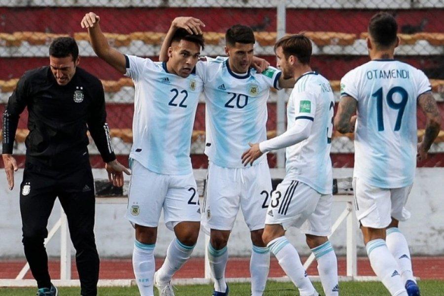 La Selección Argentina hizo un partidazo y le ganó a Bolivia