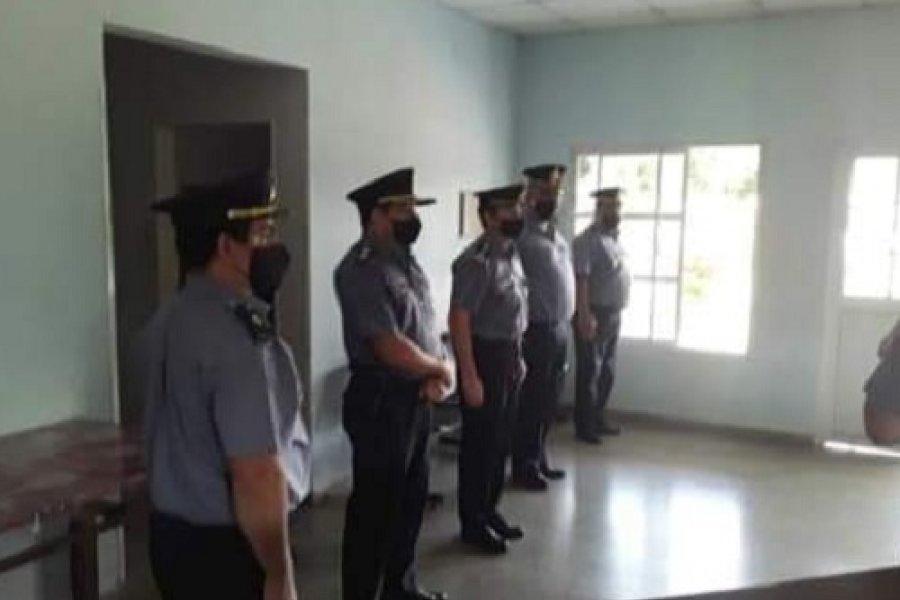 Fue removida la cúpula policial de Mburucuyá