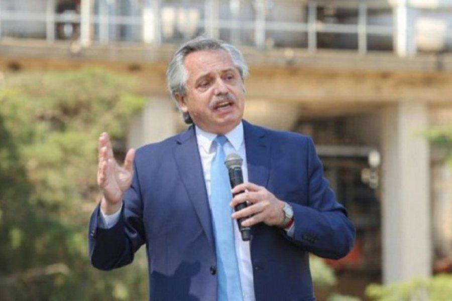 Mensaje de Alberto a ejecutivos: No somos un Gobierno anti empresarios