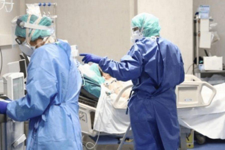 Argentina promedia 13.413 casos diarios de coronavirus en los últimos siete días