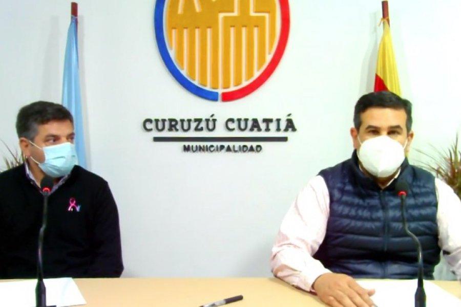 Curuzú Cuatiá limita varias actividades por 48 horas