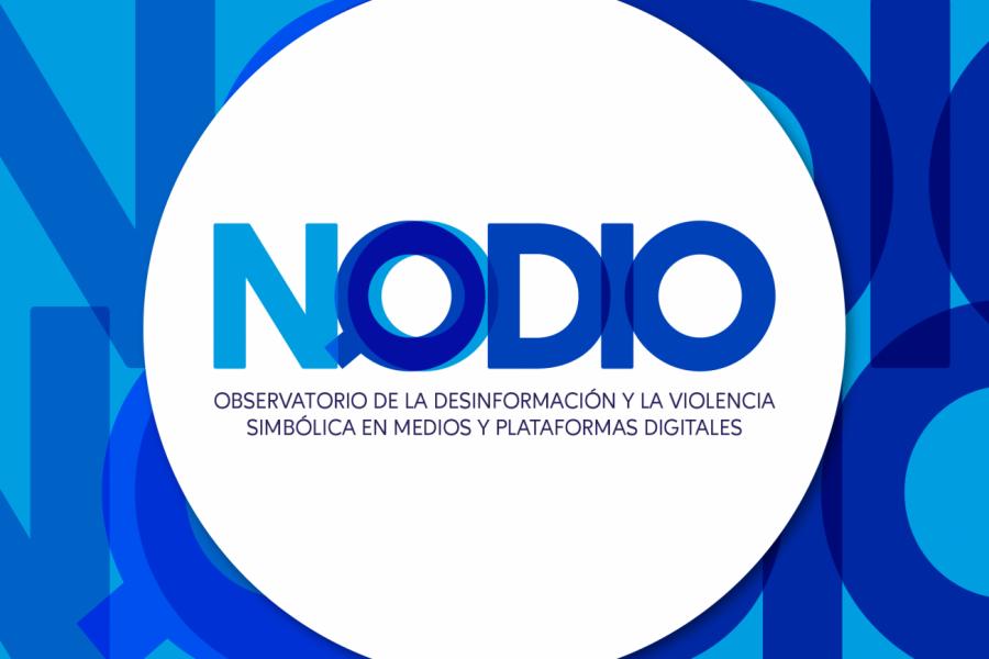 NODIO, el Observatorio de la desinformación y violencia simbólica