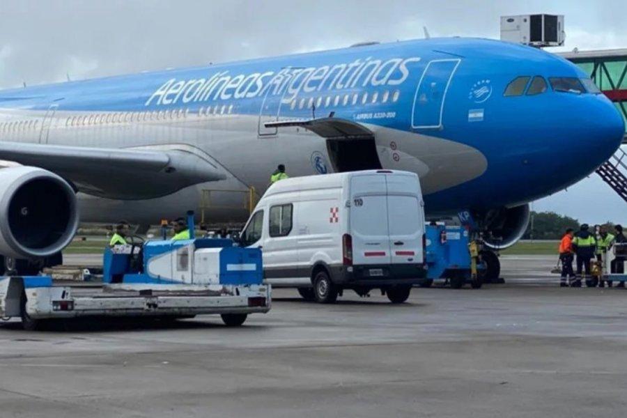 Meoni anunció el regreso de vuelos de cabotaje y transporte de larga distancia