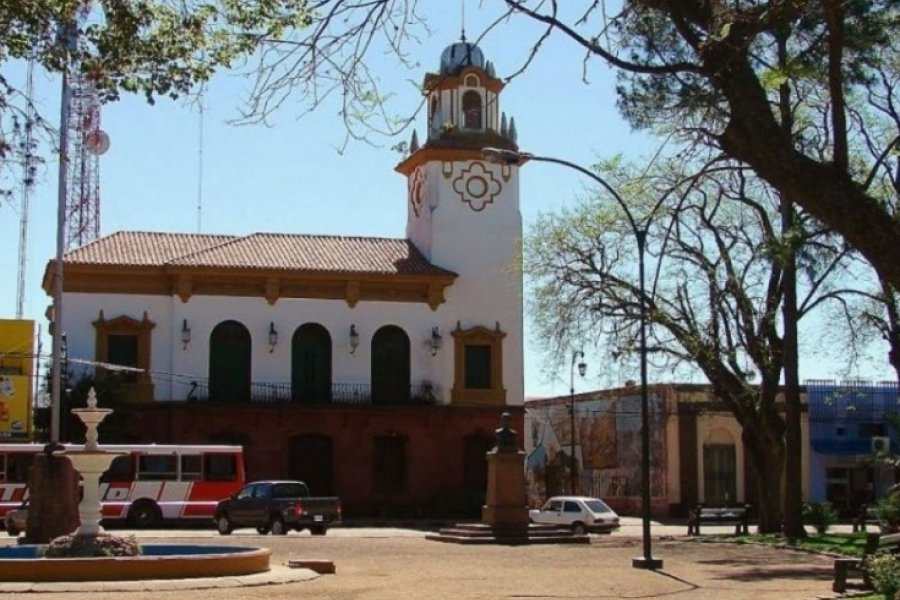 Cerraron la Municipalidad de Mercedes por casos de Coronavirus