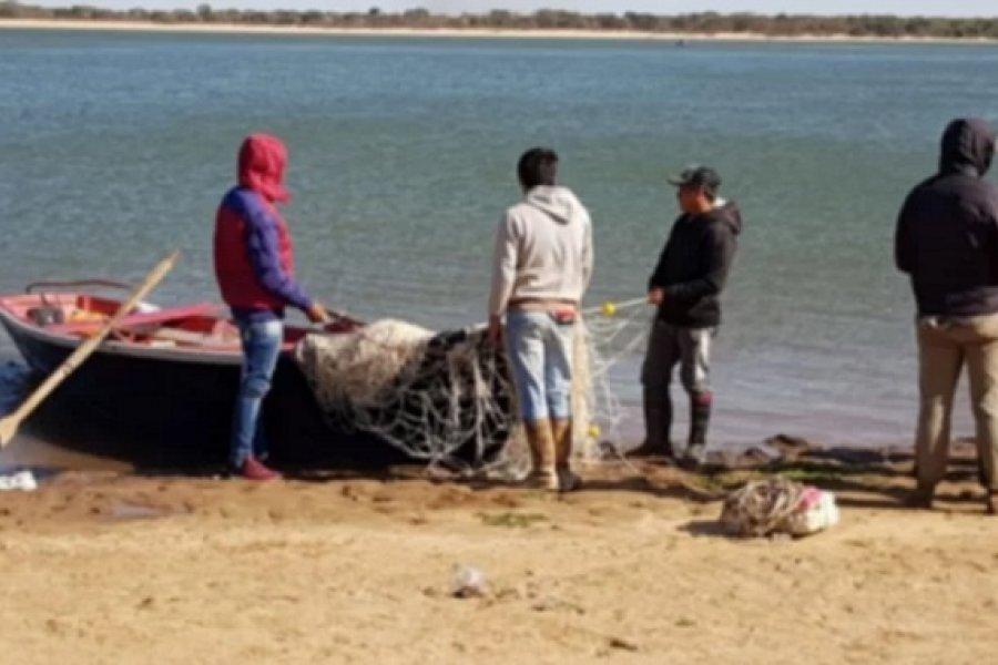 Familiares de jóvenes desaparecidos piden ayuda para la búsqueda en el río
