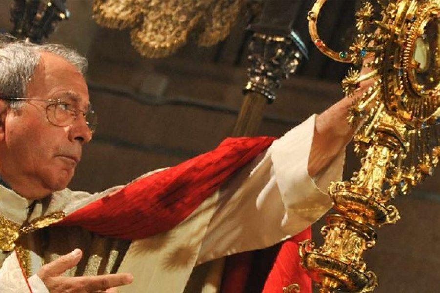 Fallece Obispo en España por coronavirus