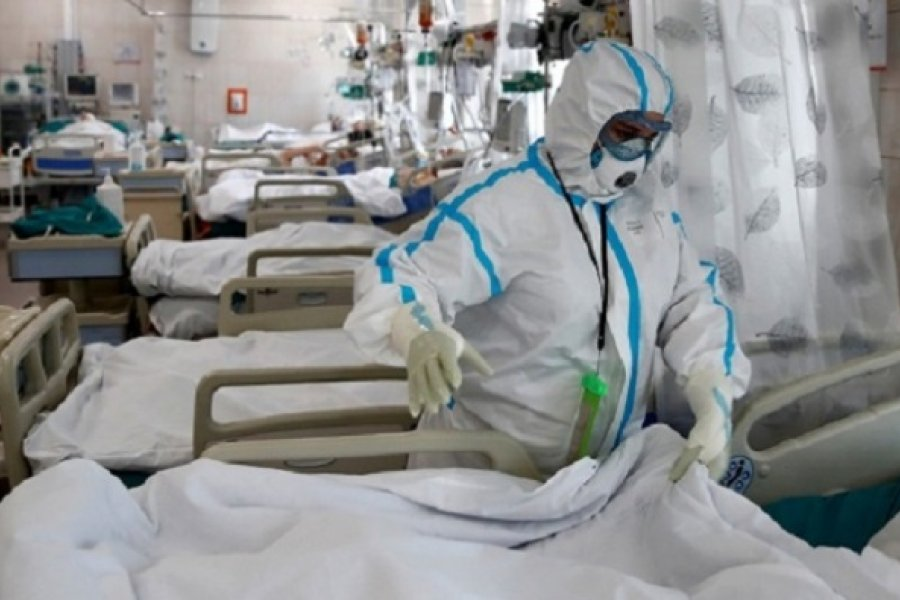 Chaco registra 1.224 casos activos y 353 fallecidos por Covid-19