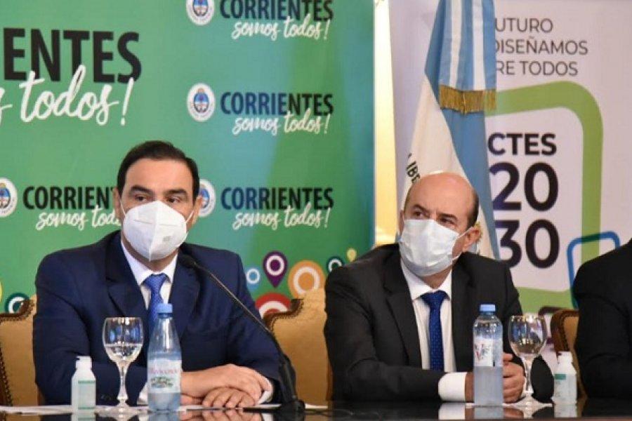 Canteros: Celebro la decisión de avanzar en una Corrientes participativa
