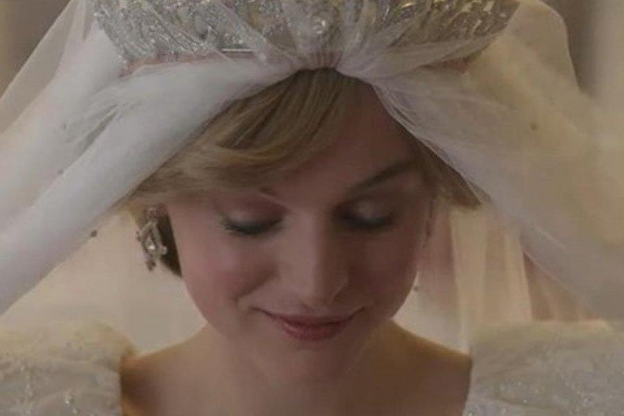 """""""Un cuento de hadas"""": así será la historia de Lady Di y el príncipe Carlos en The Crown"""