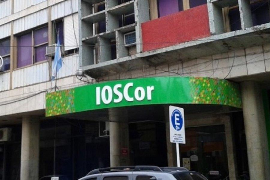Corrientes: 175.000 afiliados del IOSCOR tienen cortado servicio de laboratorio