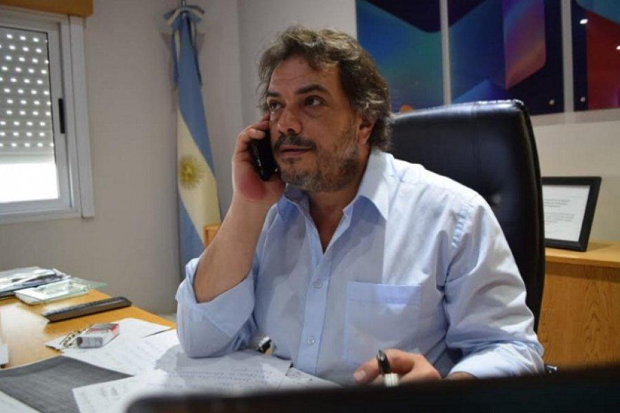 Daniel Caran: El peronismo es mi catedral allí profeso mi fe partidaria