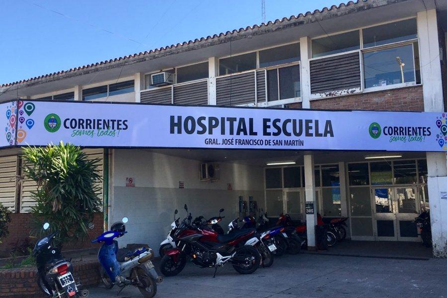 Se realizó el décimo operativo de ablación del año en Corrientes
