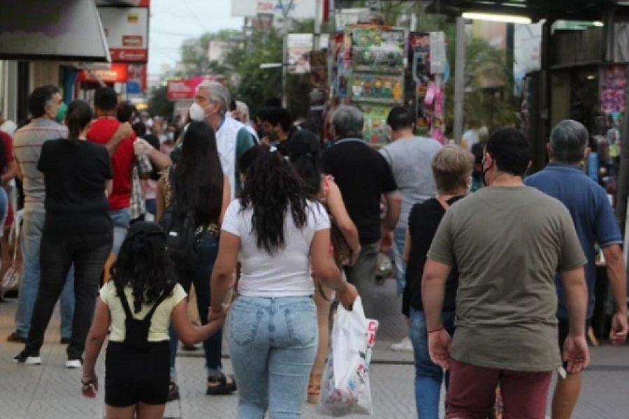 Intenso movimiento comercial y leve repunte de ventas por el Día de la Madre en Corrientes