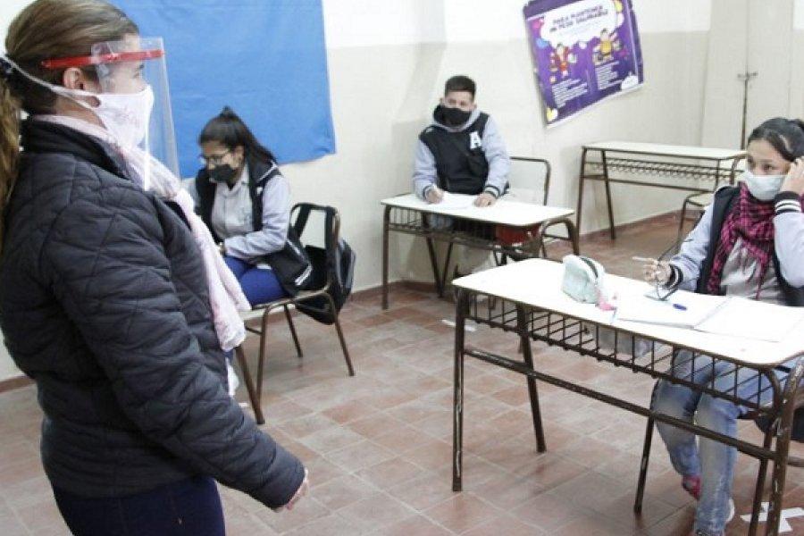 Chaco: Ratifican la vuelta a clases en ciudades sin circulación viral