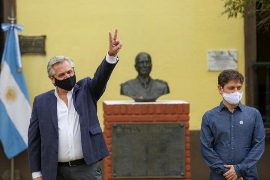 """Alberto Fernández: """"Renovemos el compromiso de estar con los que más necesitan"""""""