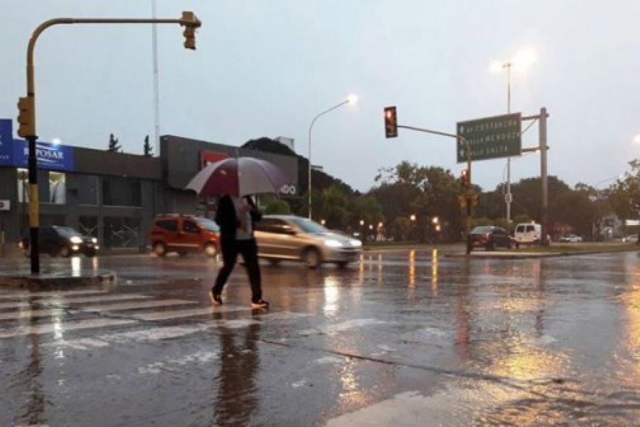 Alerta meteorológico por tormentas fuertes para Corrientes