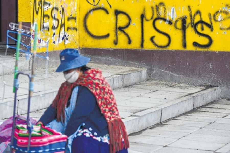 Maltrato y detención de los veedores electorales argentinos
