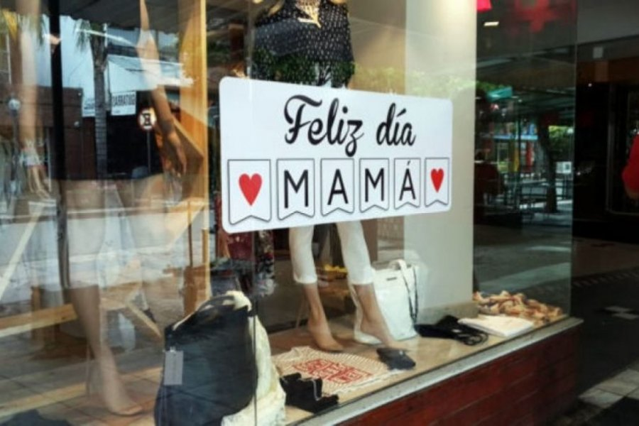 Las ventas por el Día de la Madre cayeron más de 25%