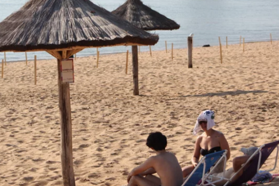 Playas: Evalúan permitir el ingreso al agua desde el próximo fin de semana