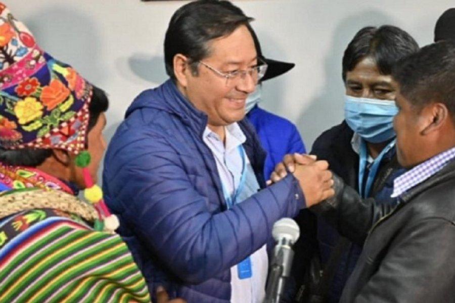 Elecciones en Bolivia: El candidato de Evo Morales es el nuevo presidente