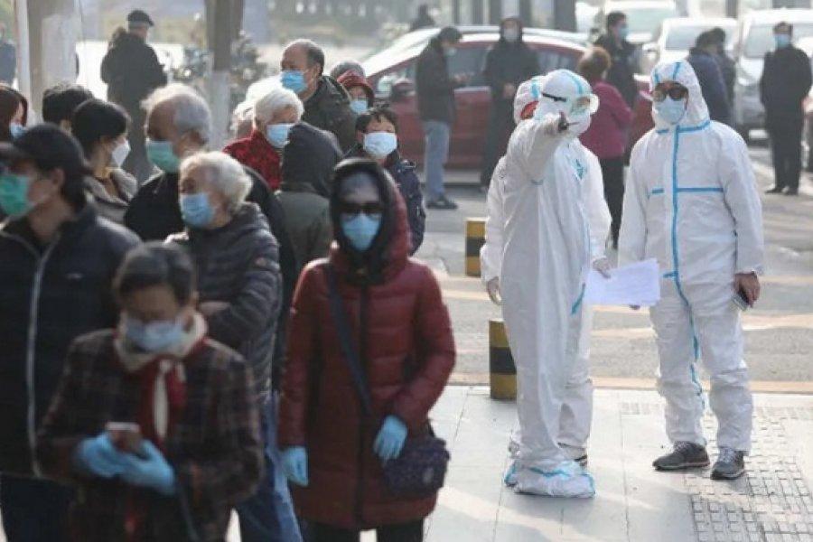 El número de contagios de coronavirus superó los 40 millones en todo el mundo