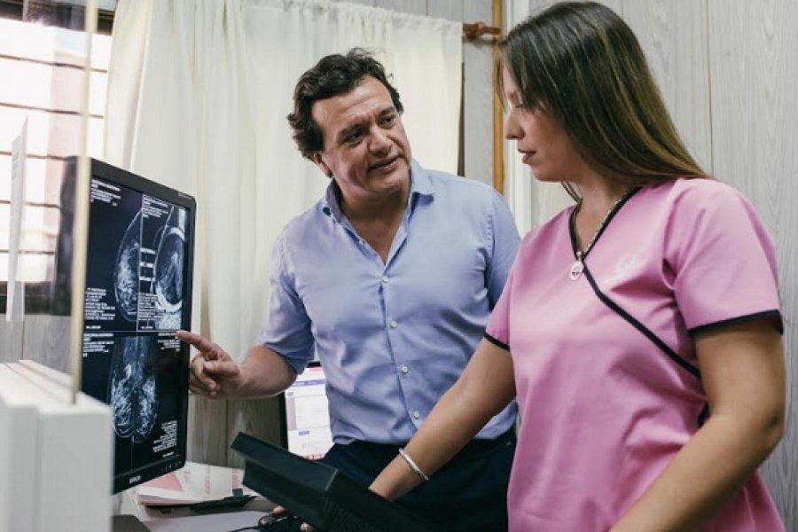 Una empresa correntina avanza en la lucha contra el cáncer de mama a nivel global