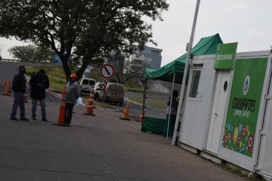 Grave: Corrientes cobra hisopados a chaqueños pero no los hace en la bajada del puente