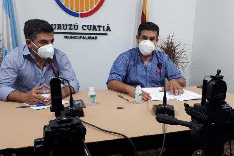Curuzú Cuatiá habilita actividades y afirma que la situación está muy controlada