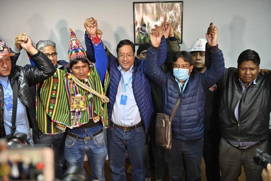 El Partido Justicialista felicitó al pueblo boliviano por la jornada electoral