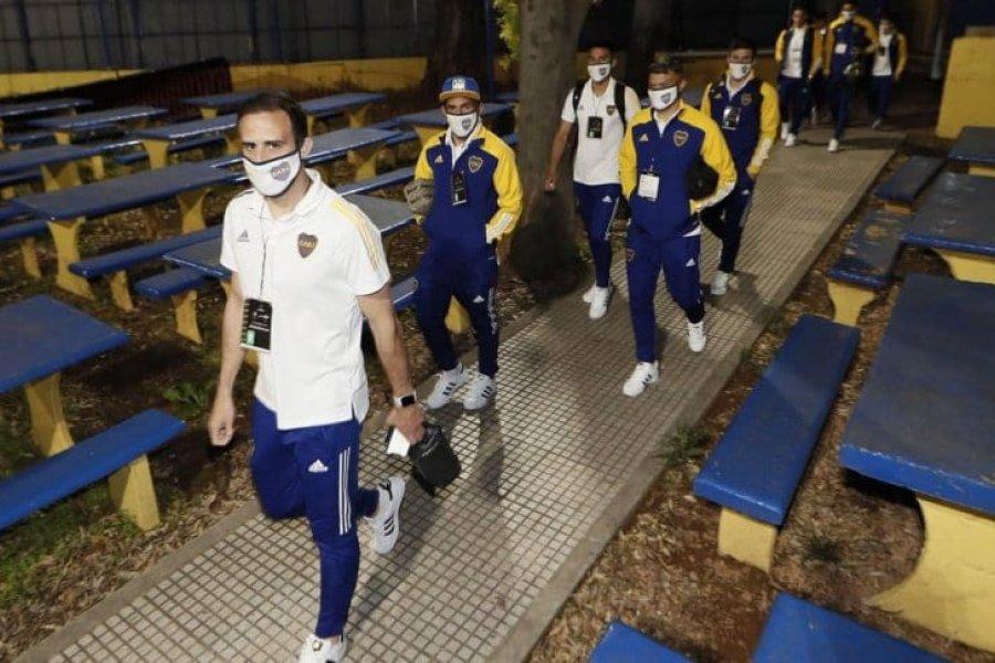 """Boca renueva la confianza en sus jugadores y mantiene la agenda """"a la europea"""""""