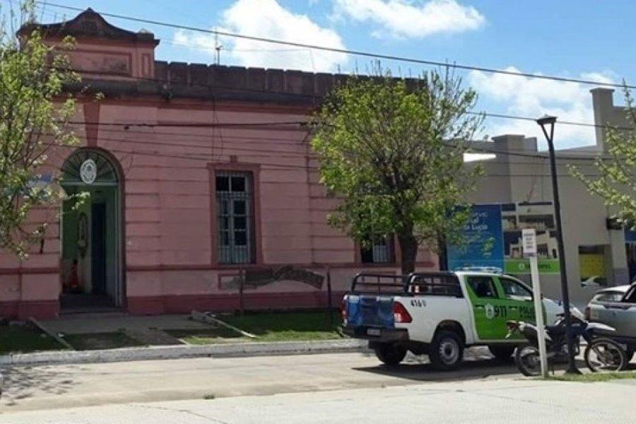 Violento grupo de mujeres agredió a policías en Santa Lucía
