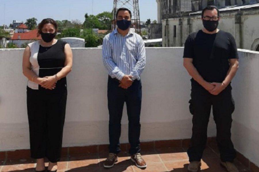 Goya: Reunión para avanzar en la lucha contra el trabajo esclavo