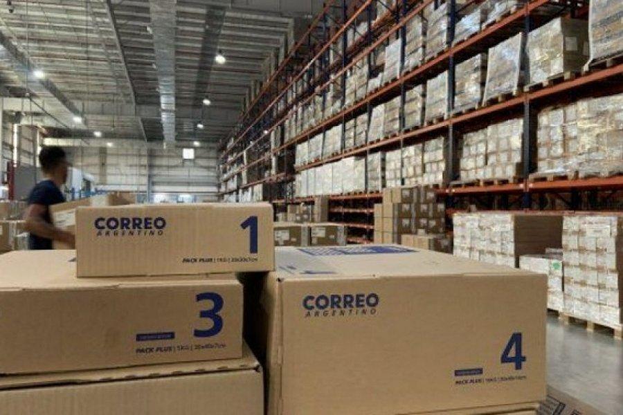 Coronavirus: Cierran Planta de Distribución del Correo en Corrientes