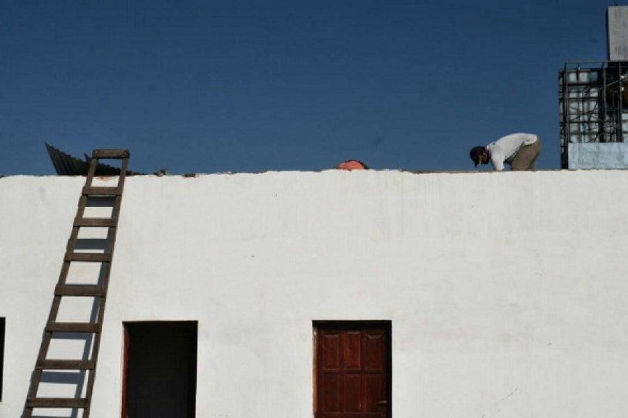 Mercedes: La Comuna asiste a familias damnificadas por las tormentas