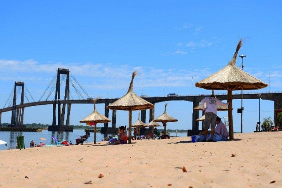 Capital: Desde este jueves habilitarán el ingreso al río en las playas