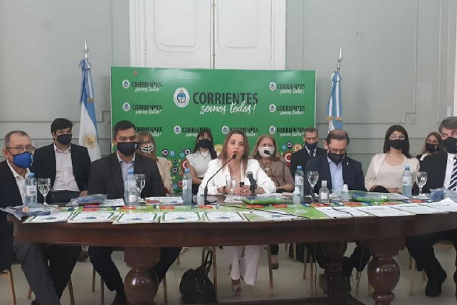 Corrientes no desaprobará  alumnos del ciclo educativo 2020
