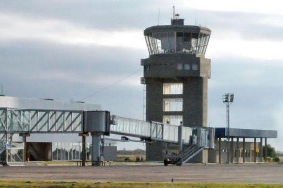 Se canceló el primer vuelo comercial que iba llegar a Corrientes mañana