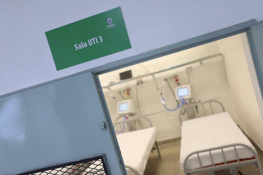 Hay 143 pacientes internados en el Hospital de Campaña