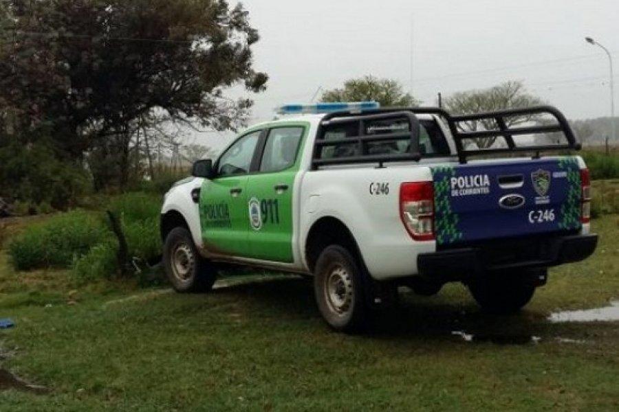 Hallaron un cadáver cerca de la Escuela Primaria Adolfo Contte