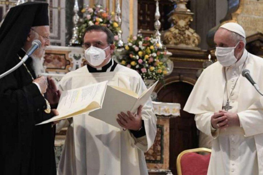 El Papa en encuentro de oración por la paz: El verdadero problema es la falta de amor