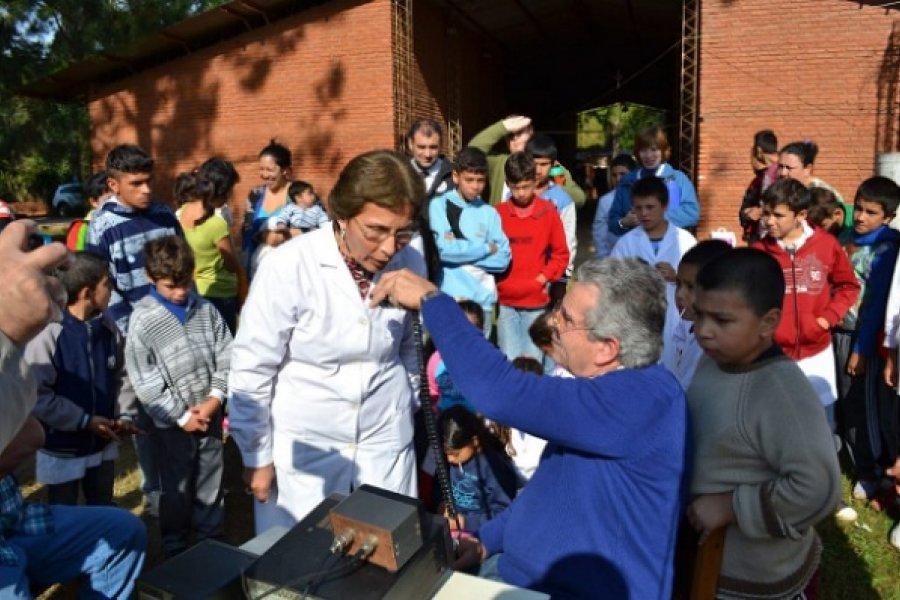 Hoy se celebra el Día del Radioaficionado en Argentina