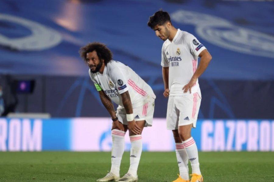 El Real Madrid cayó por 3 a 2 ante el Shakhtar