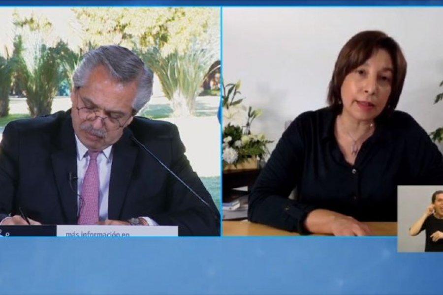 Fernández se reunió con la Gobernadora y acordaron mesa de diálogo con mapuches por tomas